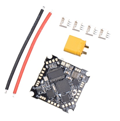 SH50A OSD BEC 2.5A Flight Control 5A ESC AIO 2-3S for RC Cinewhoop toothpick Drone FPV Racing MPU6000 F411