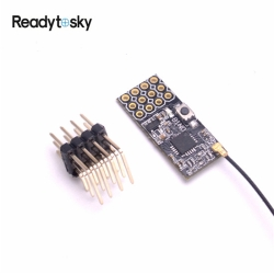 Frsky 2.4G 4CH Receiver Compatible with D8 Receiver w/ PWM Output