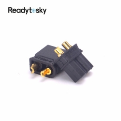 Amass Black / Yellow XT30U  Male & Female Gold-plated Battery connector