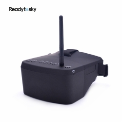 EV800 5 Inches 800x480 5.8G 40CH Raceband Auto-Searching FPV Goggle Build-in Battery