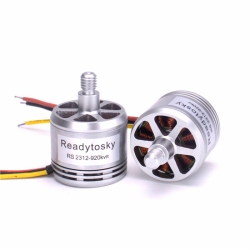RS2312 920kv Brushless Motor CW CCW for F450 F550 S500 SK500