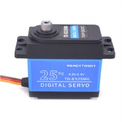 High Quality Update RC Servo 25KG Full Metal Gear Digital Servo Baja Servo Waterpro of Version for cars RC toy Parts