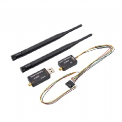 Mini Telemetry 915Mhz 915 / 433Mhz 433 Module 100mw Radio Kit with OTG cable For APM Pixhawk FPV RC Racing Drone Quadcopter