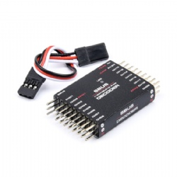 SBUS to PWM PPM Decoder 16CH Supporting the PC Settings For Frsky X8R RXSR Receiver Remote Control Radio