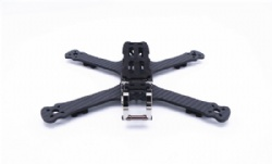 NEW Fonster Badger CC5 / BB5 236mm 5inch Carbon Fiber Quadcopter Frame 4mm Bottom Plate Kit For FPV Freestyle RC Racing Drone