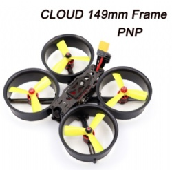 CLOUD-149 149mm 3inch Carbon Fiber Frame 1407 4000KV Motor 4S 20A BLHELI_S Mini F4 1200TVL Camera PNP FPV Racing RC Drone