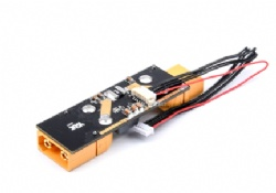 APM / PIXHAWK Flight Control Galvanometer Voltage Power Module with Amass XT90 Plug Support 2~10S Lipo for RC FPV