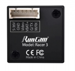 Runcam racer 3 fov 145 ° 2.1mm drone camera fpv rc helicopter fix-home parts