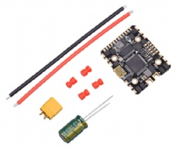 jhemcu flight controller ghf420aio f4 osd built-in 20a 35a blheli_s 2-6s 4in1 esc for cinewhoop racing toothpick drones rc fpv
