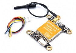 Cyclone XF5804 PRO FPV Video Transmitter 5.8G 48CH 25 / 200 / 600mW Switchable OSD adjustable MMCX VTX FPV
