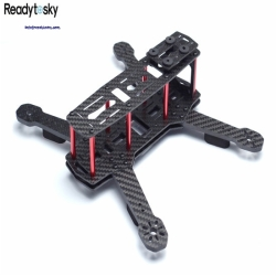 Readytosky ZMR250 V2 4mm/3mm Replacement Arm Carbon Fiber Quadcopter Frame