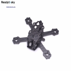 X2 ELF 88mm Micro Brushless 3K Carbon Fiber Racing Frame Kit