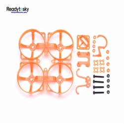 Mini DK80 Racing Drone 80mm Plastic Frame KIT + 2pair 1935 Proppellers