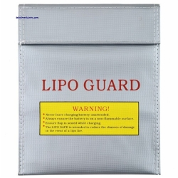 LiPo Battery Safety Guard Charge Bag
