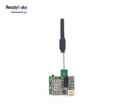 FPV 5.8G 48CH 25MW VTX Built-in Transmitter